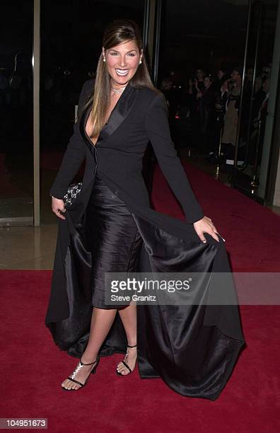 Daisy Fuentes during AFI Life Achievement Award Tribute To Barbra Streisand at Bevery Hilton Hotel in Beverly Hills California United States