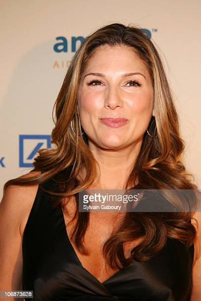 Daisy Fuentes during Gloria Estefan kicked off the 2006 Cipriani Deutsche Bank Concert Series benefiting AmFAR at Cipriani Wall Street at 55 Wall...