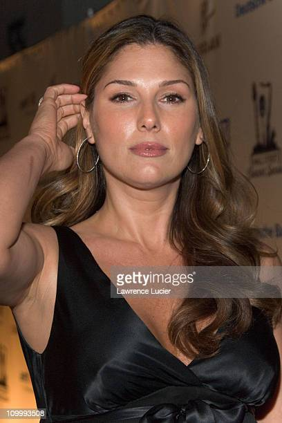 Daisy Fuentes during Gloria Estefan Kicks Off The 2006 Cipriani/Deutsche Bank Concert Series Benefiting amfAR at Ciprianis Wall Street in New York...