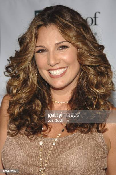 Daisy Fuentes during 'Hope Rocks' Benefit Concert Arrivals August 13 2005 at Key Club in Los Angeles California United States