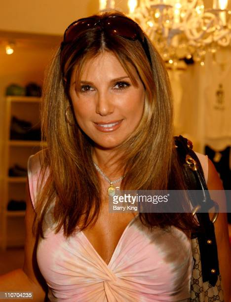 Daisy Fuentes during Lisa Rinna Hosts One Year Anniversary Party For Belle Gray Boutique Inside at Belle Gray Boutique in Sherman Oaks California...
