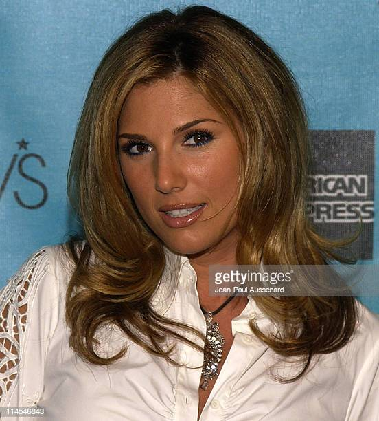 Daisy Fuentes during Macy's and American Express Passport Gala Arrivals at Barker Hangar in Santa Monica California United States