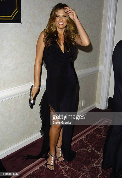 Daisy Fuentes during Noche de Ninos Childrens Hospital Los Angeles Gala Inside at Beverly Hills Hilton Hotel in Beverly Hills California United States