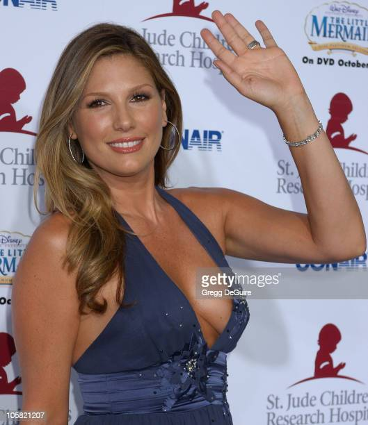 Daisy Fuentes during 'Runway For Life' Benefiting St Jude Children's Research Hospital Sponsored by Disney's 'The Little Mermaid' DVD and The Conair...