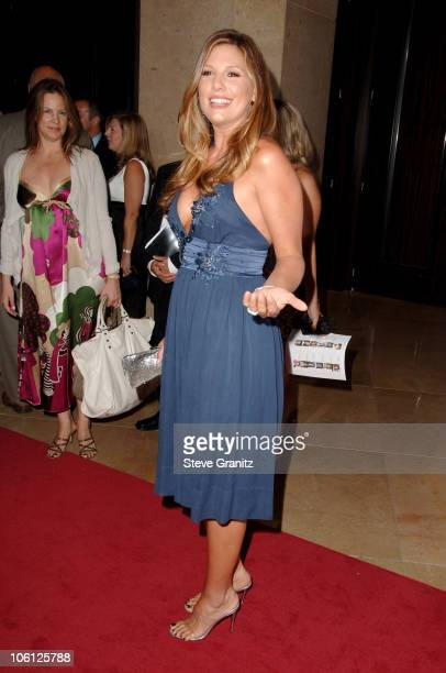 Daisy Fuentes during Runway For Life Benefiting St Jude Children's Research Hospital Sponsored by Disney's The Little Mermaid DVD and The Conair...