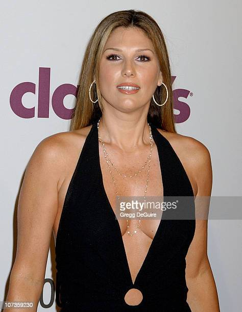 Daisy Fuentes during Sharon Stone and Kelly Stone Host the 1st Annual 'Class of Hope Prom 2007' Charity Benefit Arrivals at Sportsmen's Lodge in...
