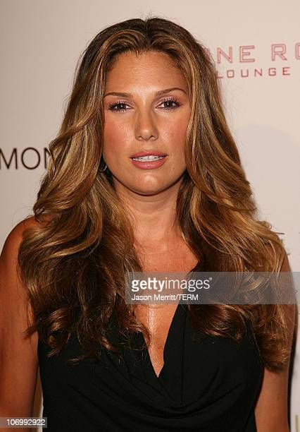 Daisy Fuentes during Stone Rose Lounge And Simon LA Preview At Newly Renovated Sofitel LA June 21 2006 at Sofitel LA in Los Angeles California United...