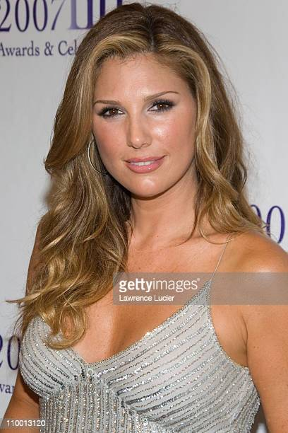 Daisy Fuentes during The 35th Annual FIFI Awards May 31 2007 at The Winter Garden in New York City New York United States