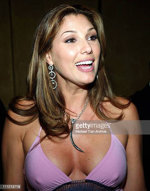 Daisy Fuentes during The 6th Annual Latin GRAMMY Awards After Party for National Council of La Raza's Hurricane Relief Fund at Private Residence...