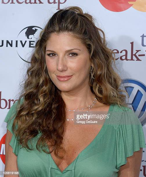 """Daisy Fuentes during """"The Break Up"""" Los Angeles Premiere - Arrivals in Westwood, California, United States."""