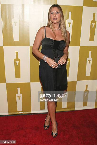 Daisy Fuentes during Trump Vodka Launch Party Red Carpet at Trump Tower at 725 Fifth Avenue in New York City New York United States