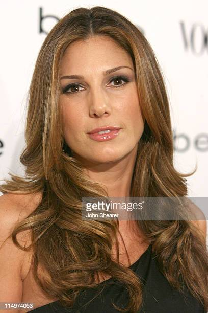 Daisy Fuentes during Vogue Hosts Beverly Hills Bebe Store Opening Arrivals at Bebe in Beverly Hills California United States Photo by John...