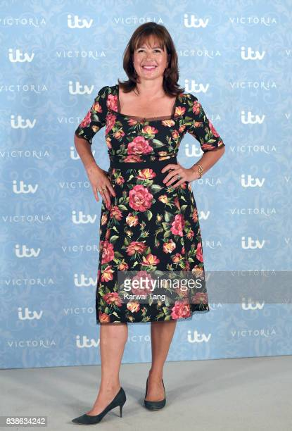 Daisy Goodwin attends the 'Victoria' Season 2 press screening at the Ham Yard Hotel on August 24 2017 in London England