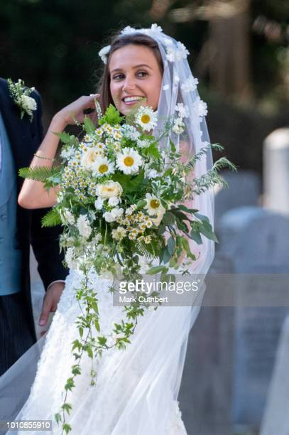 Daisy Jenks gets married on August 4 2018 in Frensham United Kingdom Prince Harry attended the same prep school as Charlie van Straubenzee and have...