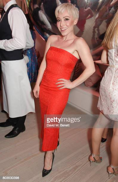 Daisy Lewis attends Tatler's English Roses an event celebrating up and coming British girls hosted by Kate Reardon and Michael Kors at the Saatchi...