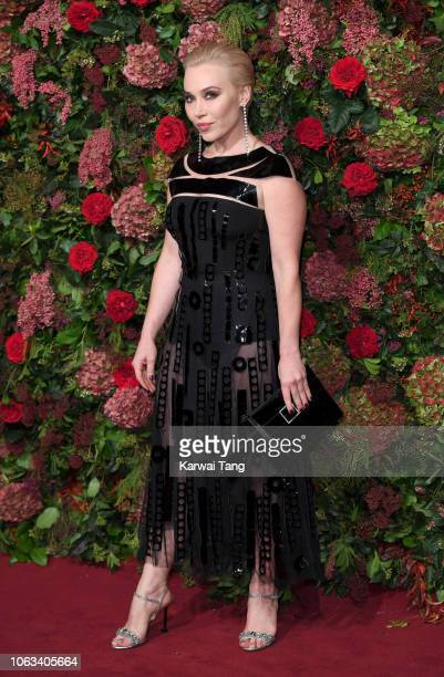 Daisy Lewis attends the Evening Standard Theatre Awards 2018 at Theatre Royal Drury Lane on November 18 2018 in London England