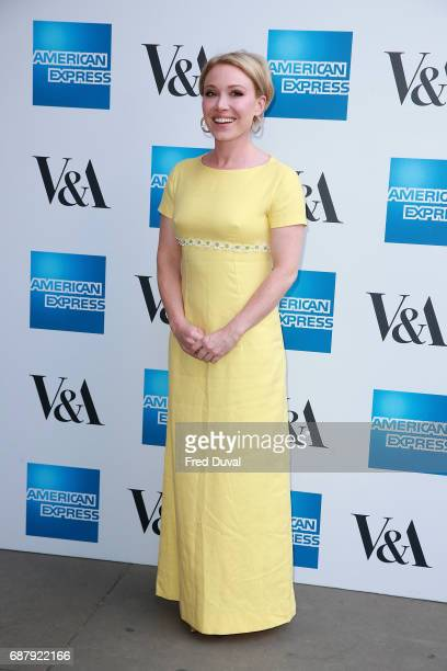 Daisy Lewis attends The VA Opens Spring 2017 Fashion Exhibition Balenciaga Shaping Fashion at The VA on May 24 2017 in London England