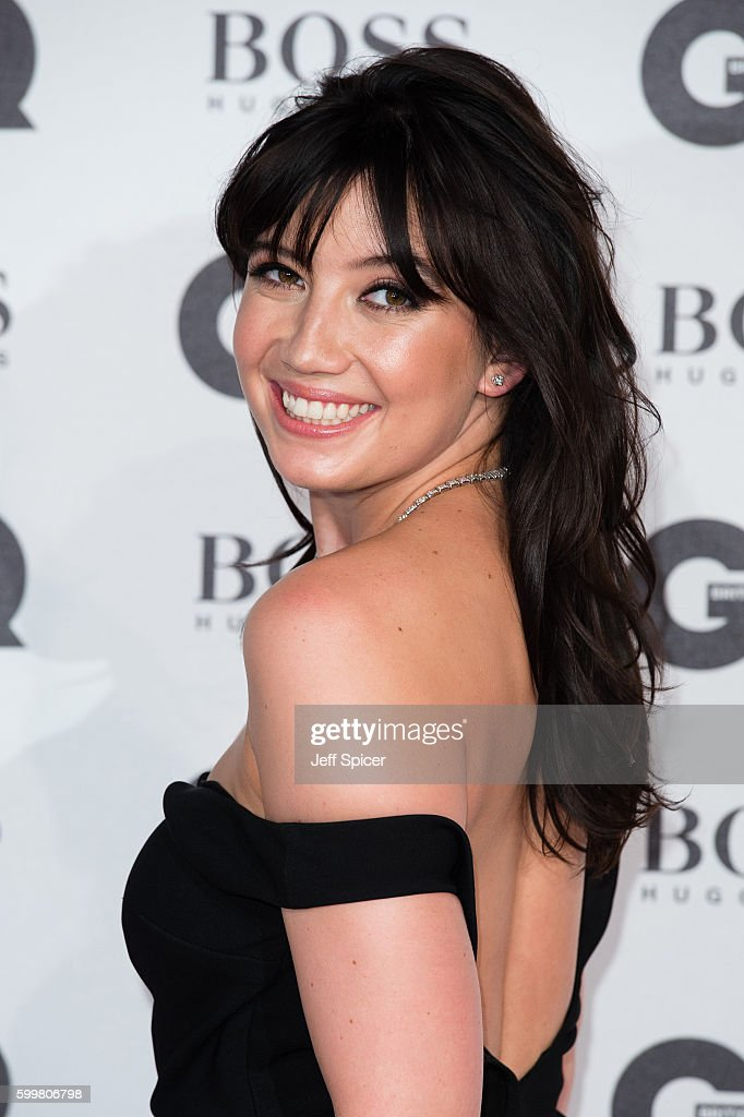 Daisy Lowe arrives for GQ Men Of The Year Awards 2016 at Tate Modern on September 6, 2016 in London, England.