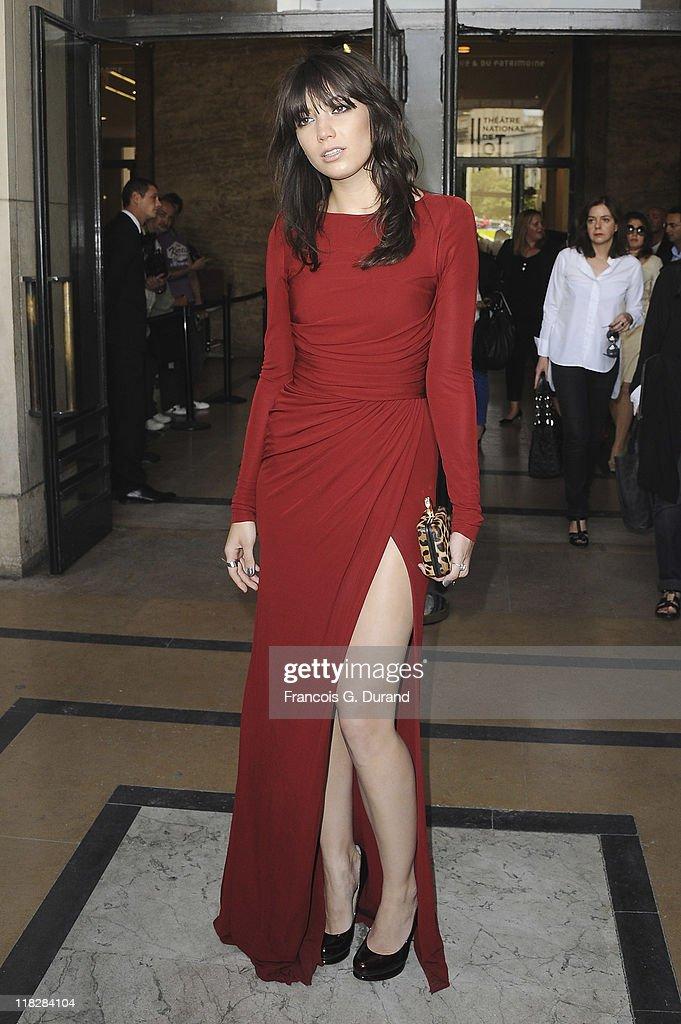 9b70113d15a Elie Saab  Arrivals - Paris Fashion Week Haute Couture F W 2011 2012