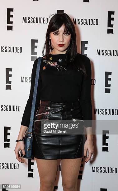 Daisy Lowe at E's Mariah's World launch at Ham Yard Hotel on November 24 2016 in London England