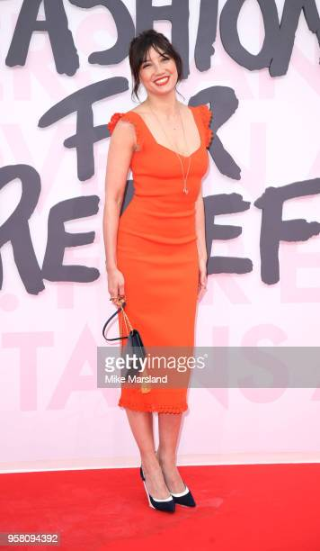 Daisy Lowe attends Fashion For Relief Cannes 2018 during the 71st annual Cannes Film Festival at Aeroport Cannes Mandelieu on May 13, 2018 in Cannes,...