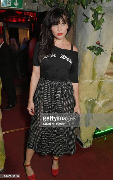 Daisy Lowe attends the ALEXACHUNG London launch party at The Aviary Bar on May 30 2017 in London England