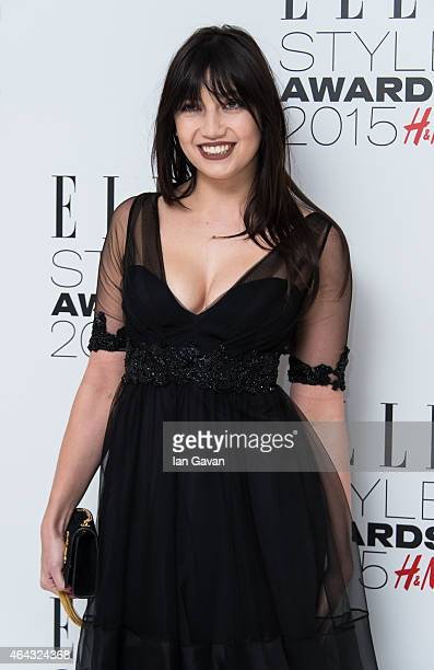 Daisy Lowe attends the Elle Style Awards 2015 at Sky Garden @ The Walkie Talkie Tower on February 24 2015 in London England