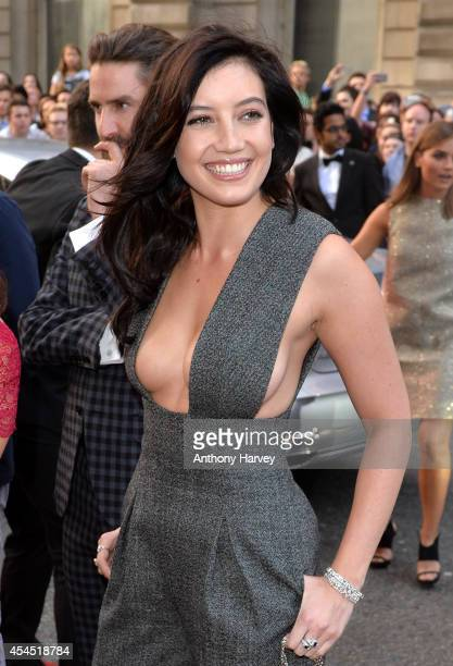 Daisy Lowe attends the GQ Men of the Year awards at The Royal Opera House on September 2 2014 in London England