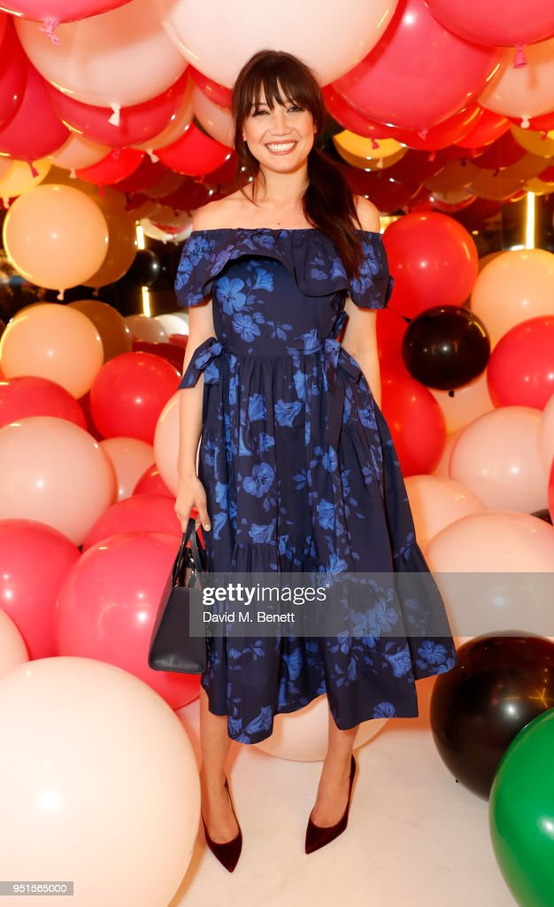Kate Spade New York Celebrate Their 25th Anniversary With A Pop-Up Party At Their Regent Street Store