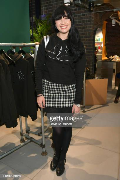 Daisy Lowe attends the launch of Femme by Daisy Lowe x Jemima Sara at Wolf Badger on November 21 2019 in London England