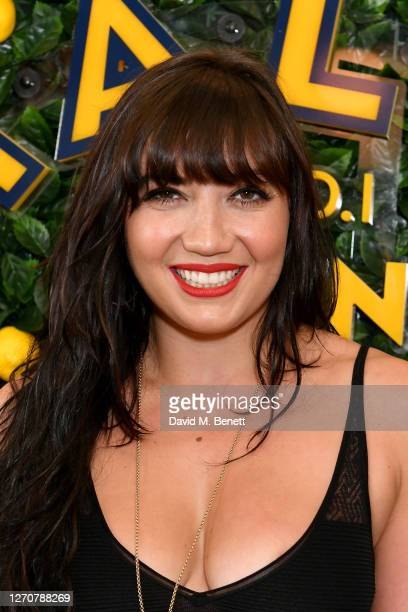 Daisy Lowe attends the launch of the Ned's Club X Malfy Gin partnership at Ned's Club on September 05 2020 in London England