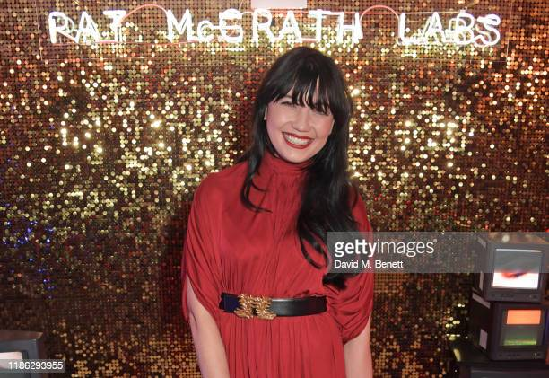Daisy Lowe attends the launch of the 'Star Wars: The Rise Of Skywalker Collection' with Pat McGrath Labs and Disney in the Penthouse Suite at The...