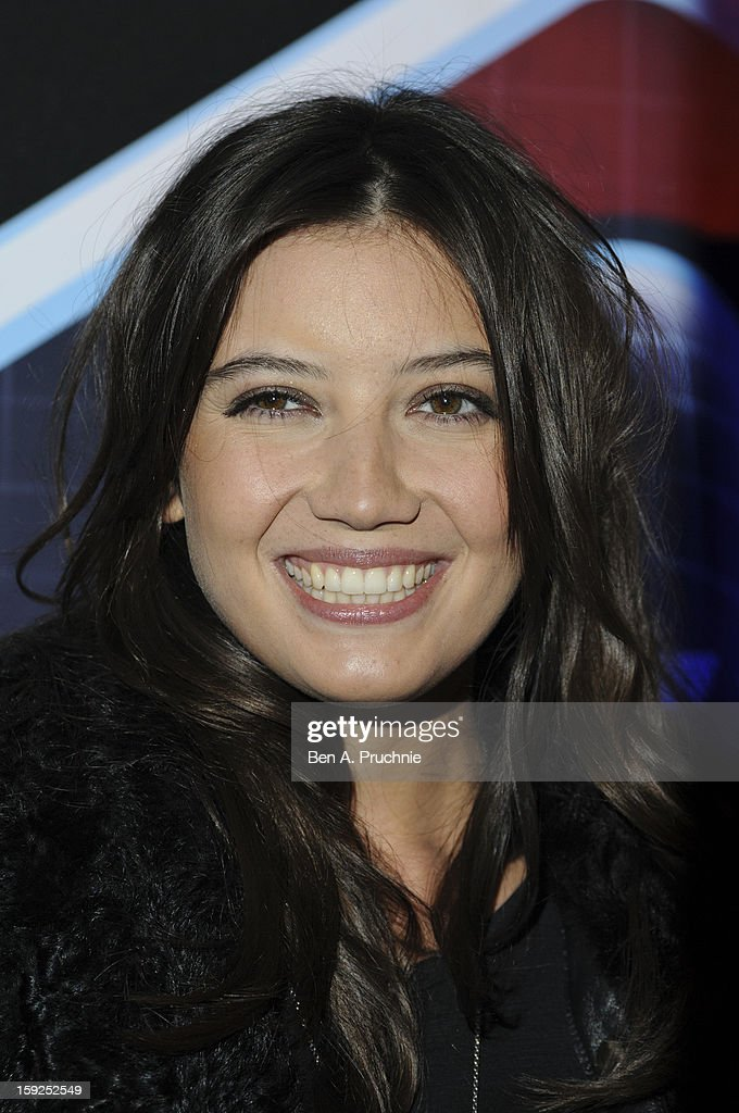 Daisy Lowe attends the Lynx L.S.A launch event at Wimbledon Studios on January 10, 2013 in London, England.