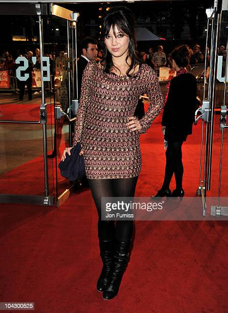 Daisy Lowe attends the Made in Dagenham world premiere at the Odeon Leicester Square on September 20 2010 in London England