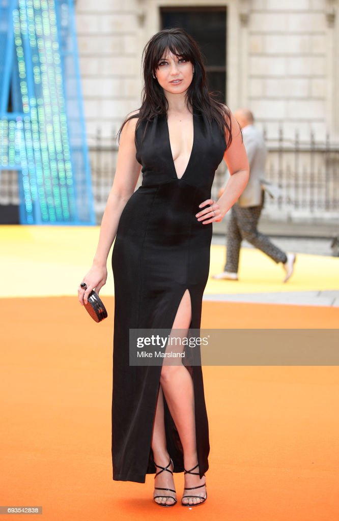 Daisy Lowe attends the preview party for the Royal Academy Summer Exhibition at Royal Academy of Arts on June 7, 2017 in London, England.