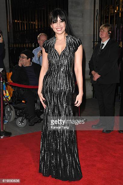 Daisy Lowe attends the Pride Of Britain Awards at The Grosvenor House Hotel on October 31 2016 in London England