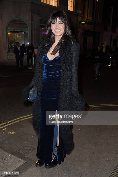 Daisy Lowe attends the Shortlist Stylist x New Look Christmas Launch Party at The Vinyl Factory on November 3 2016 in London England