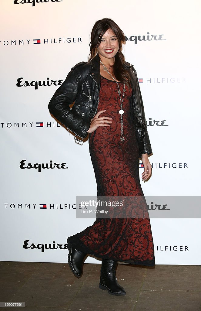 Daisy Lowe attends the Tommy Hilfiger & Esquire event as part of the London Collections: MEN AW13 at Zetter Townhouse at on January 7, 2013 in London, England.