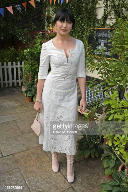 Daisy Lowe attends the VIP London launch of the Barbour by ALEXACHUNG collection at The Albion on June 20 2019 in London England
