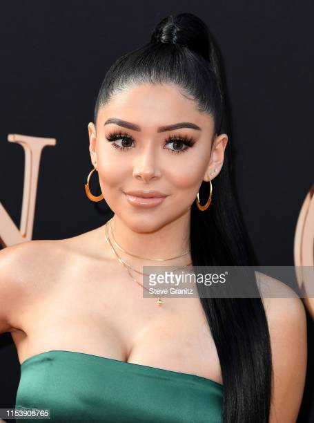 Daisy Marquez arrives at the Premiere Of 20th Century Fox's Dark Phoenix at TCL Chinese Theatre on June 04 2019 in Hollywood California