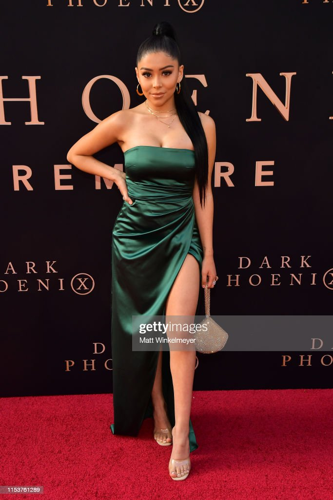 "Premiere Of 20th Century Fox's ""Dark Phoenix"" - Arrivals : News Photo"