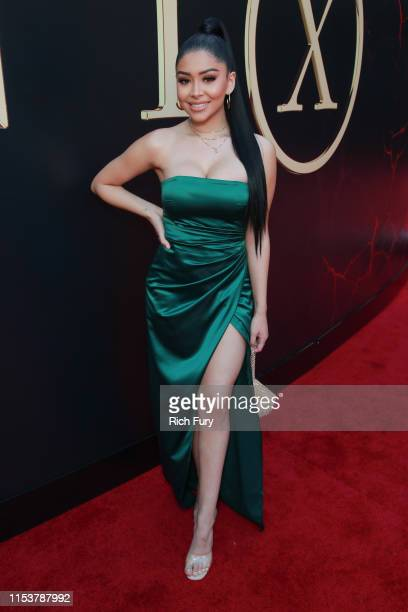 Daisy Marquez attends the premiere of 20th Century Fox's Dark Phoenix at TCL Chinese Theatre on June 04 2019 in Hollywood California