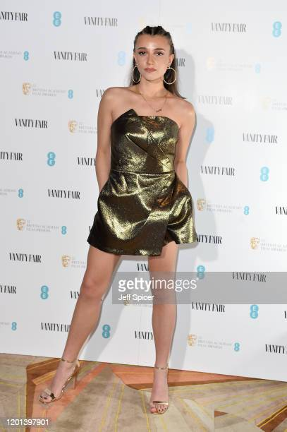 Daisy Maskell attends the Vanity Fair EE Rising Star BAFTAs Pre Party at The Standard on January 22 2020 in London England