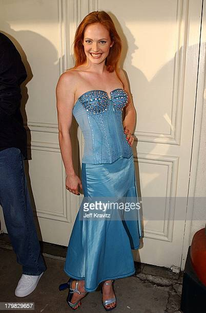 Daisy McCracken during Premiere of Dimensions Films Halloween Resurrection in Los Angeles California United States