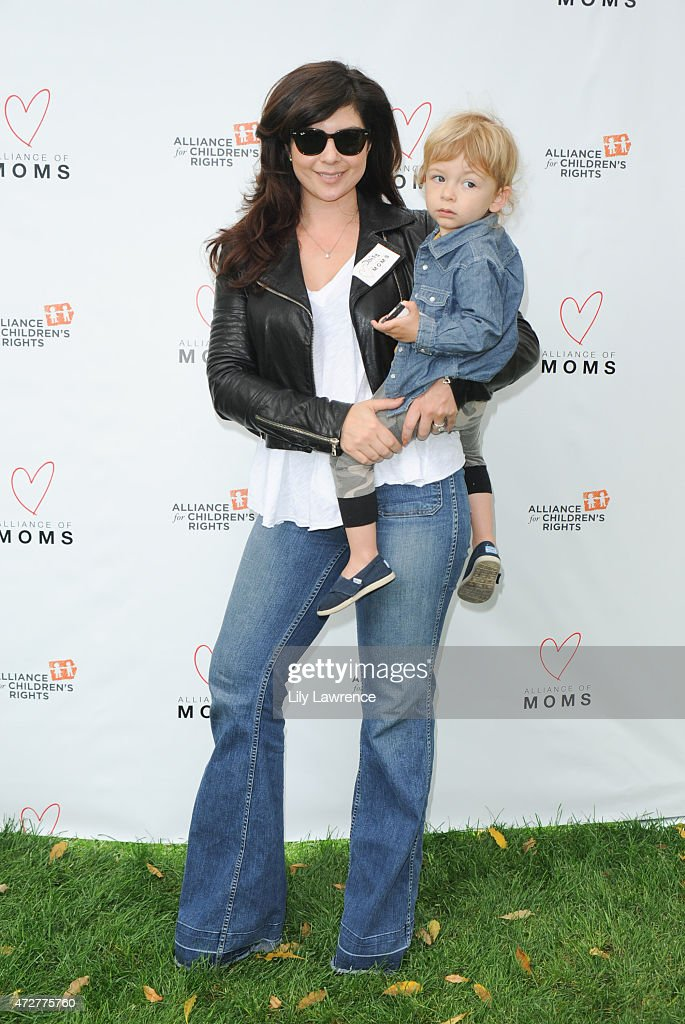 DJ Daisy O'Dell attends Alliance Of Moms Giant Playdate on May 9, 2015 in Los Angeles, California.