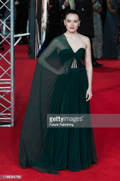 Daisy Ridley attends the EE British Academy Film Awards ceremony at the Royal Albert Hall on 02 February 2020 in London England PHOTOGRAPH BY Wiktor...