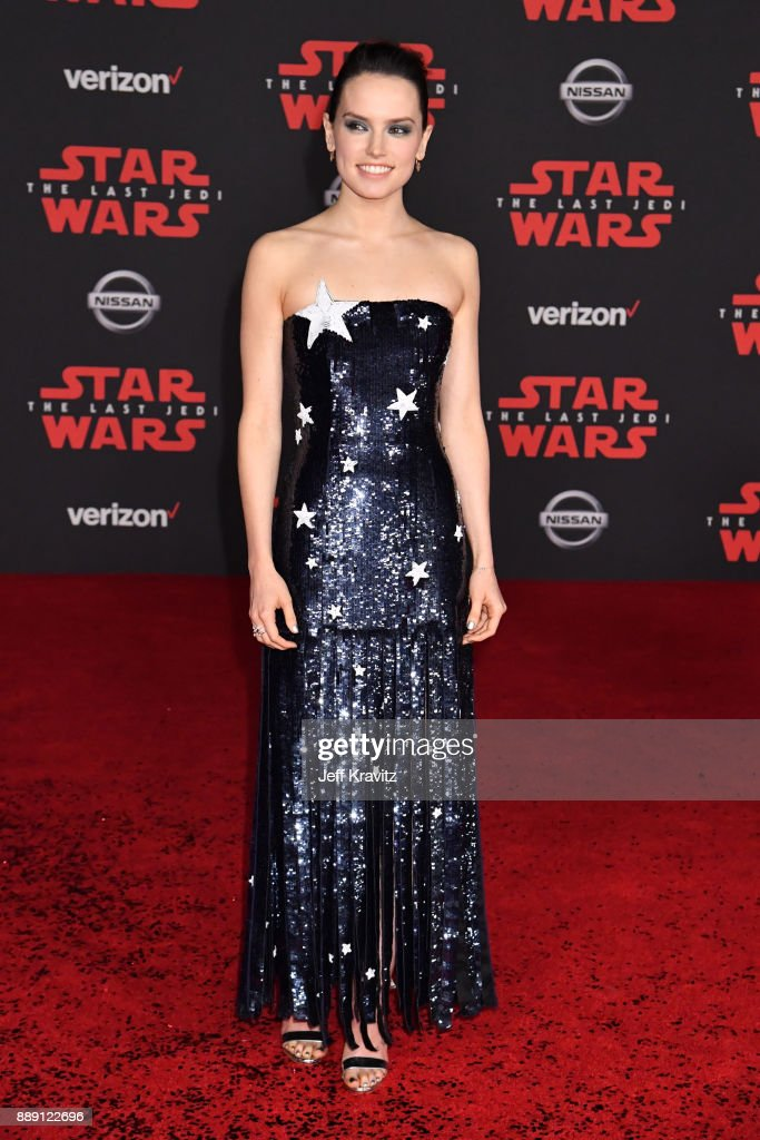 "Premiere Of Disney Pictures And Lucasfilm's ""Star Wars: The Last Jedi"" - Arrivals"