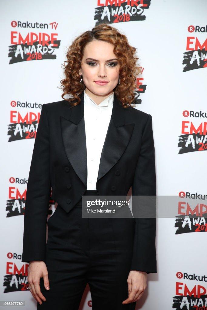 Rakuten TV EMPIRE Awards 2018 - Red Carpet Arrivals