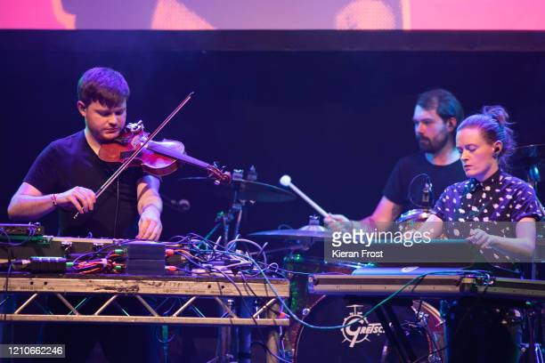 Daithi and Elaine Mai perform at the RTE Choice Music Prize at Vicar Street on March 05 2020 in Dublin Dublin