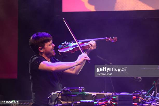 Daithi performs at the RTE Choice Music Prize at Vicar Street on March 05, 2020 in Dublin, Dublin.